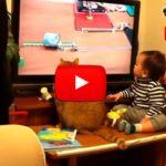Video di Bambini divertenti che fanno ridere, ballano e giocano