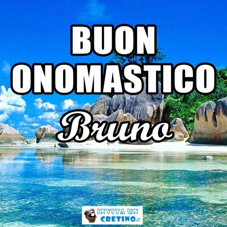 immagine auguri Bruno
