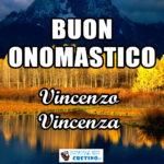 Buon Onomastico Vincenzo Immagini 27 settembre 2020