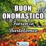 Buon Onomastico Fiorenzo Bartolomeo Immagini 27 ottobre 2020