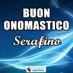 Buon Onomastico Serafino Immagini 12 ottobre 2020