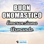 Buon Onomastico Emerenziana Armando 23 gennaio Immagini gratis