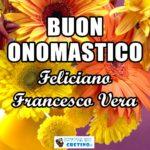 Buon Onomastico Francesco Feliciano Vera 24 gennaio Immagini