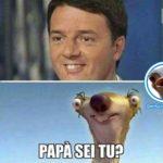 Sid a Renzi: Papà sei tu? - Foto divertenti