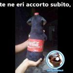 Non te ne accorgi ma non è Coca Cola - Foto divertenti