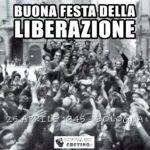 Festa della Liberazione Immagine di Auguri da condividere il 25 aprile