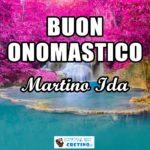 Buon Onomastico Ida Martino 13 aprile Immagini gratis